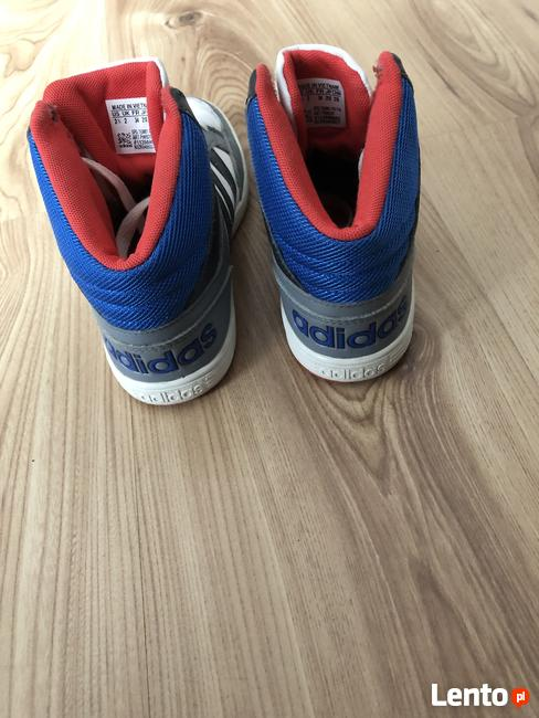 Buty dziecięce Adidas roz 33