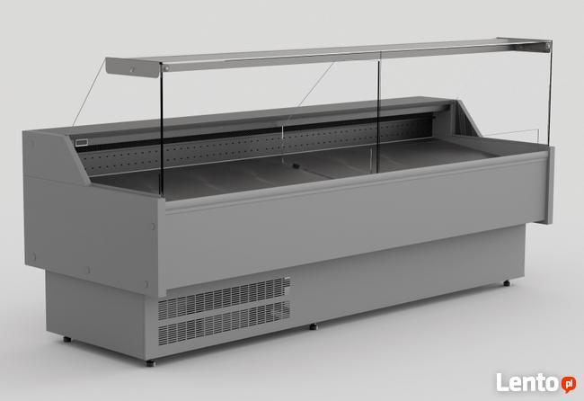 Lada Chłodnicza WITRYNA ORIS 250 cm DOSTĘPNA OD RĘKI transpo