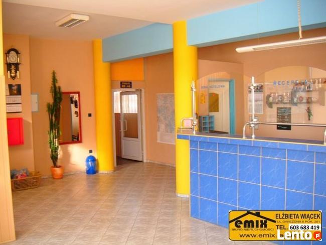 Hotel w centrum Lubina