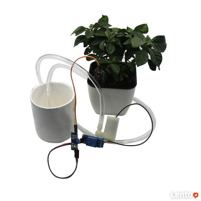 Automatyczne nawadnianie automatyczna konewka