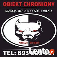 Ochrona Amstaff Security