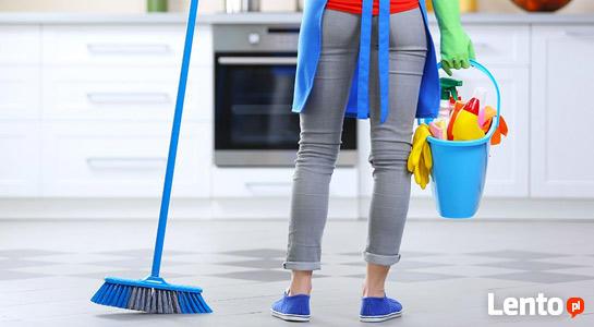 Sprzątanie mieszkań i domów - kompleksowo i niedrogo