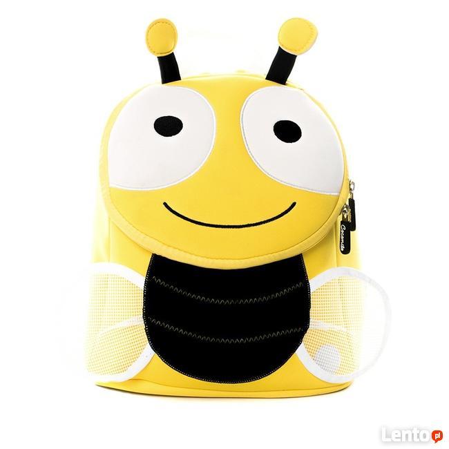 plecaczek dla przedszkolaka- pracowita pszczółka