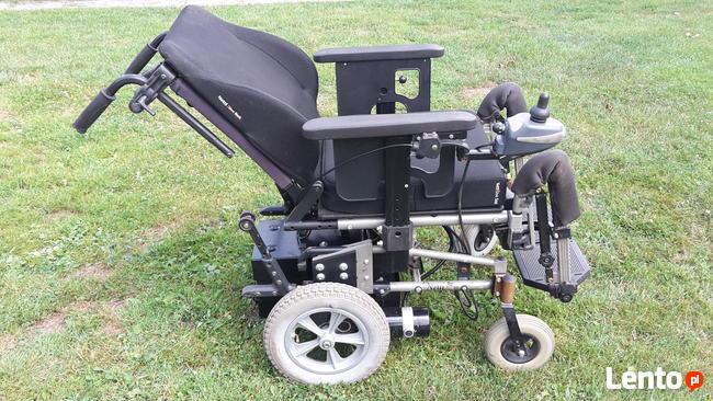 Skuter wózek elektryczny inwalidzki-na joystik