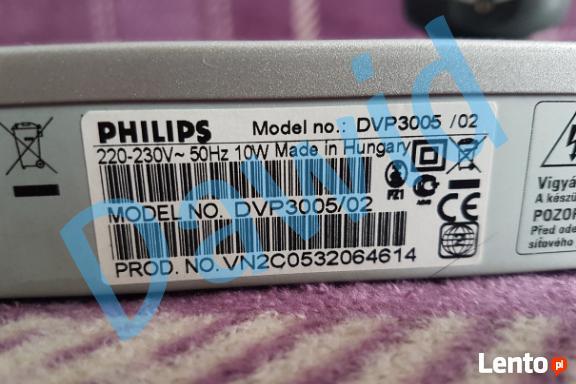 Philips DVP3005/02