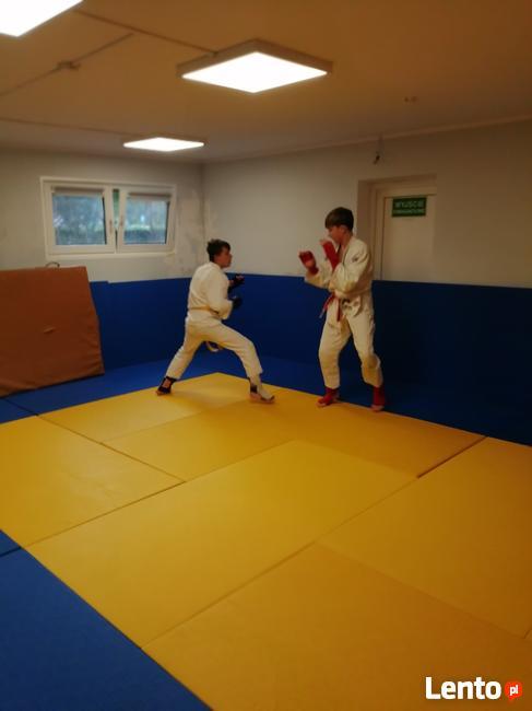 Judo i Ju-Jitsu dla dzieci i młodzieży.