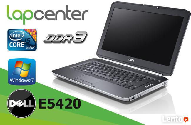 DELL LATITUDE E5420 CORE i5-2520M 4GB 250GB HDD LapCenter.pl