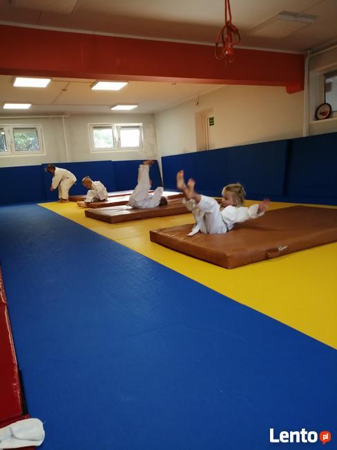 Judo - zajęcia dla dzieci.
