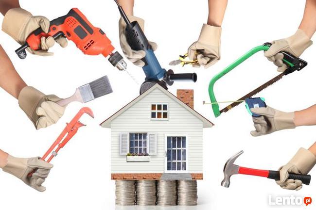 Kompleksowe usługi remontowe tanio i solidnie