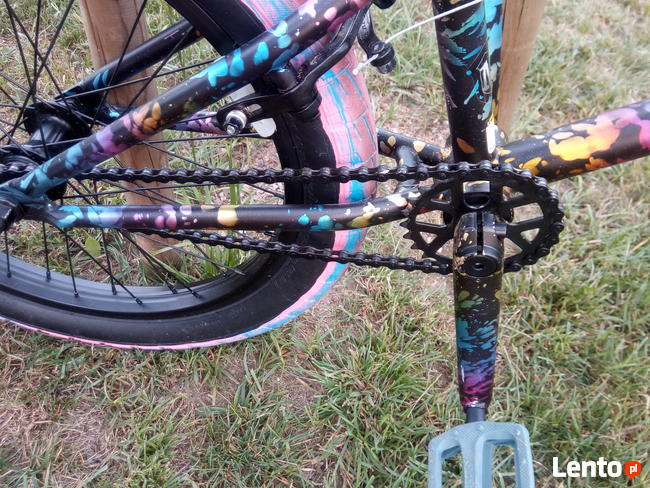 Rower BMX Harry Main