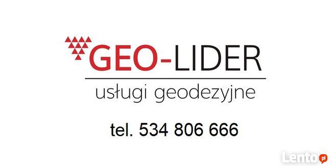 GEODETA - usługi geodezyjne tyczenie, mapy, inwentaryzacja