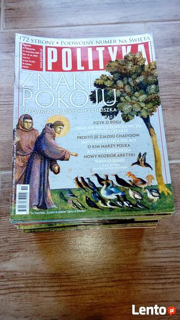 Tygodnik Polityka rocznik 2009