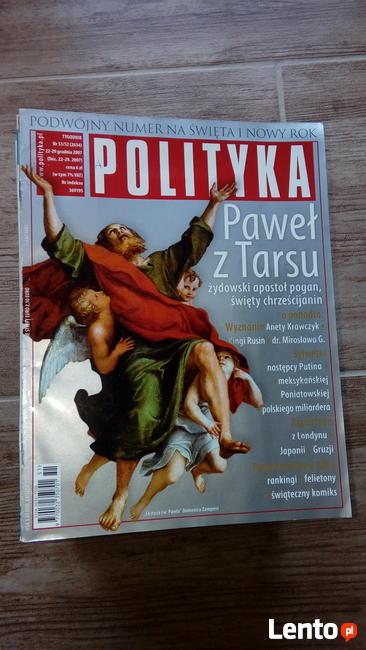 Tygodnik Polityka rocznik 2007