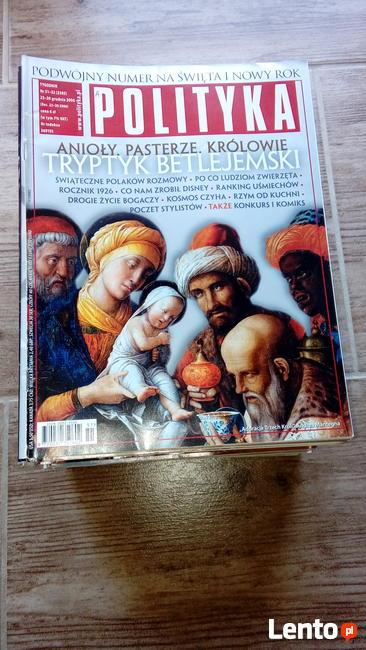 Tygodnik Polityka rocznik 2006