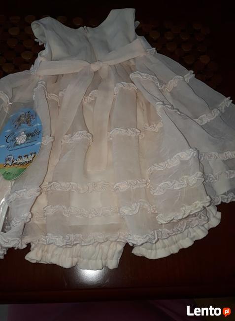 Sukienka wizytowa Cinderella