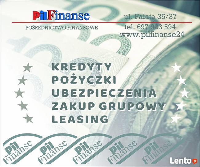 Kredyty bankowe największa oferta.