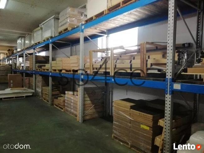 Obiekt magazynowo-biurowy 1000m2+200m2, pruszków