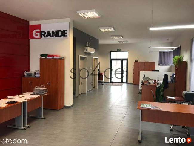 KRAKÓW - 2200 m2 - hala produkcyjno magazynowa