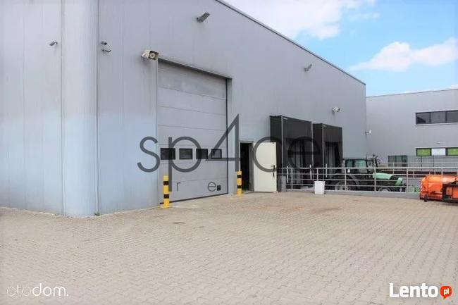 GDAŃSK - 3200 m2 - hala produkcyjno magazynowa