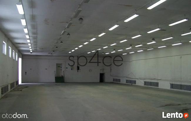 WARSZAWA magazyn - 800 m2 - ogrzewany