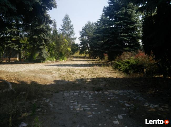 Działka rolna zabudowana - Lubin ul. Przemysłowa 11a