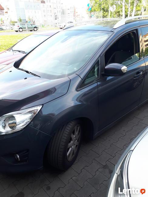 Zamienie na większe van lub suv ford cmax grand 1.6tdci 2011