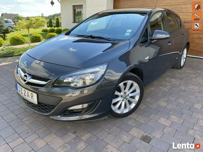 Opel Astra 1.4 benzyna 5 drzwi serwisowana bezwypadkowa 13r