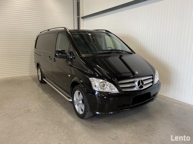 Mercedes VITO Wersja AMBITION Długi Klima Bixenon LED