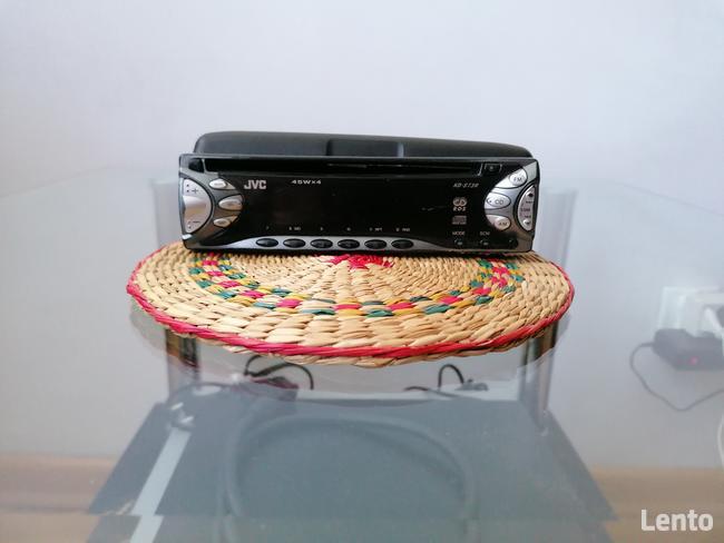 PANEL PRZEDNI RADIA JVC KD-S73R_RADIO CD
