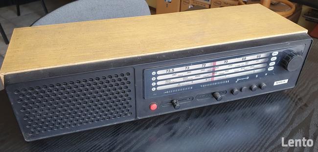 Radio zabytkowe NAREW -lata 80te -sprawne! Stan bdb.