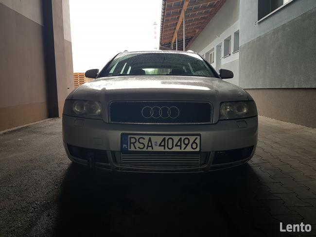 Audi A4 Audi A4 B6 1.8T AVJ+ Quattro LPG
