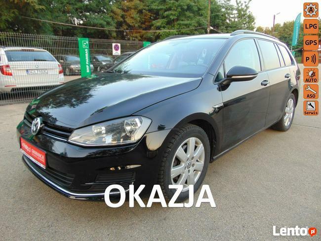 Volkswagen Golf FUL-MAX-Klima-NAVI-Kamera-AutDSG-Alu-Serwis-SuperStan-OKAZJA+Gwarancja