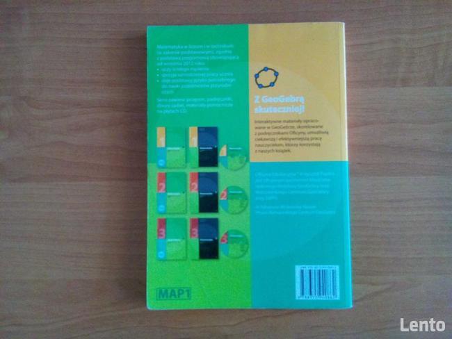 Podręczniki do szkół średnich ( matematyka - Pazdro)