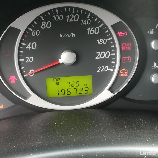 Hyundai Tucson 2.0 benz /lpg