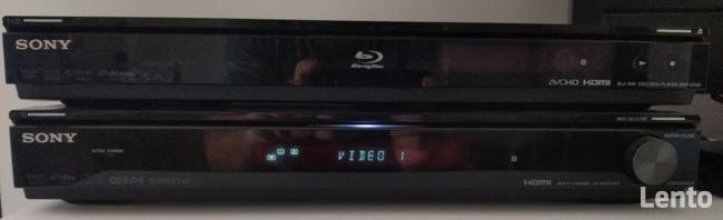 Kino domowe z Blu-Ray/DVD Sony