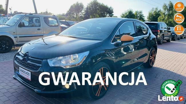 Citroen DS4 Chic Orange, Gwarancja
