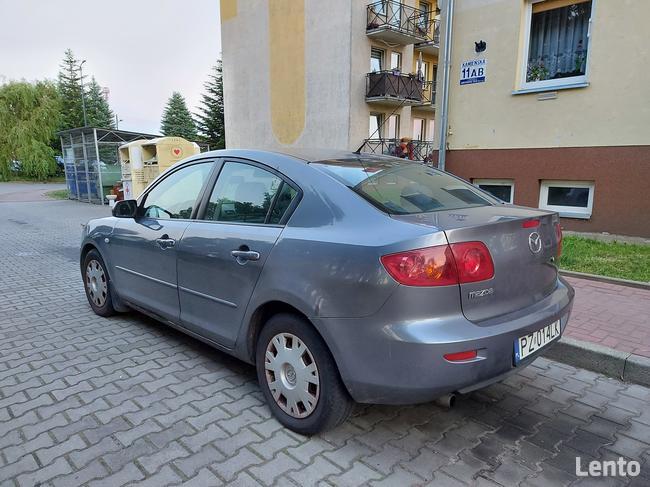 Mazda 3 - sedan (BK)
