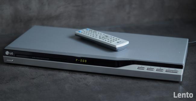 Sprzedam odtwarzacz DVD LG DVX 276 DivX