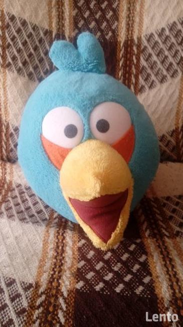 Angry birds maskotka