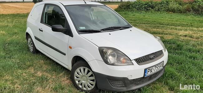 Ford Fiesta VAN 1.3 LPG 2008r VAT-1