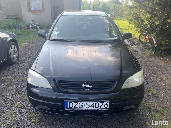 Opel astra g II 2.0