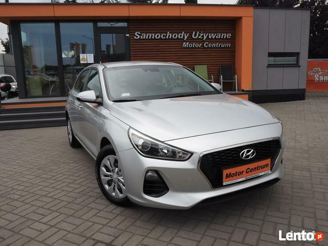 Hyundai i30 1,4 benzyna 100KM