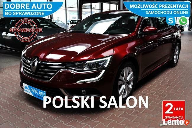 Renault Talisman 1.6 160KM AUTOMAT, Navi, I Właściciel, FV23%