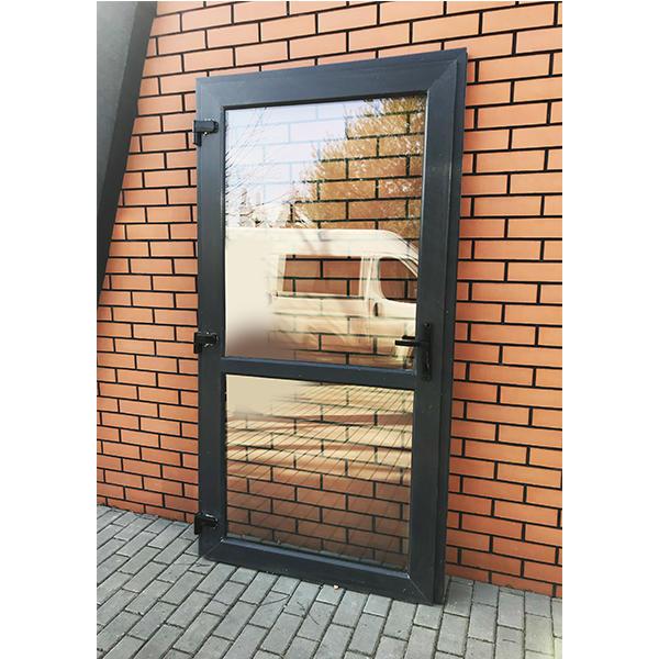 110x210 drzwi wejściowe plastikowe pcv