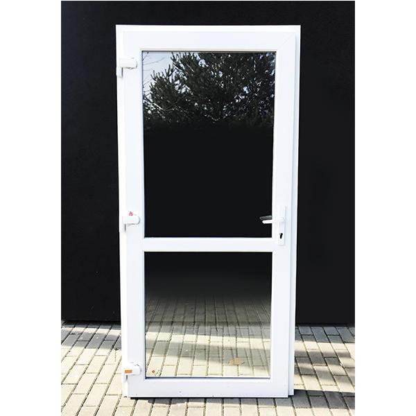 Drzwi wejściowe pcv białe 90x200