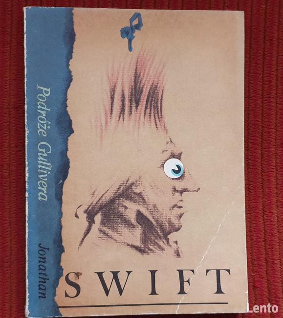 Sprzedam książkę- Podróże Guliwera - Jonathan Swift