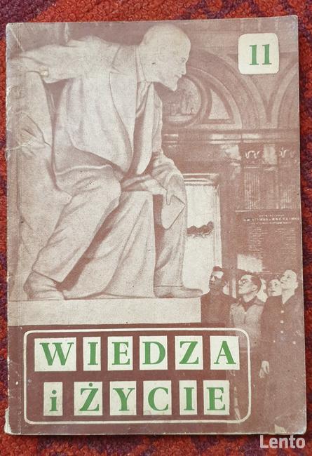 Wiedza i życie (nr 11 1950)