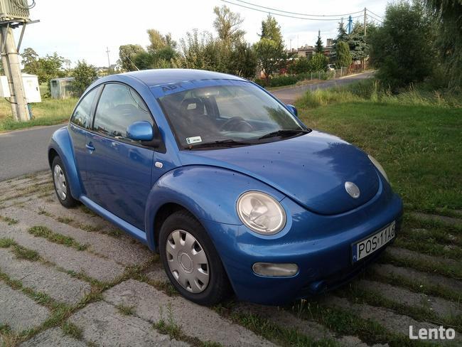 Volkswagen Beetle 2.0 benzyna okazja garbus