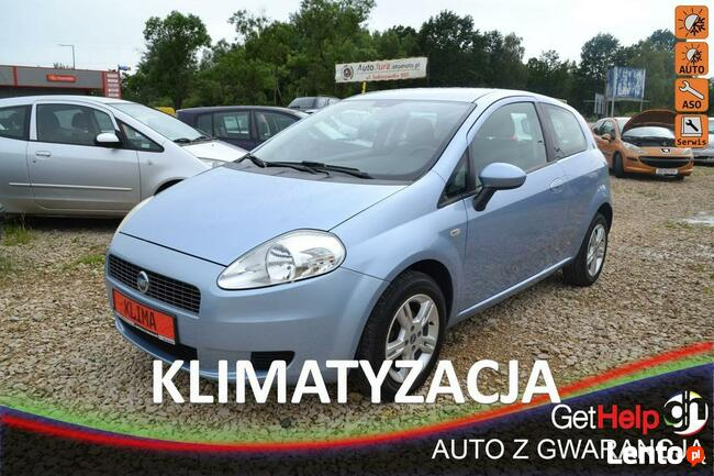 Used Fiat Grande Punto 1.4