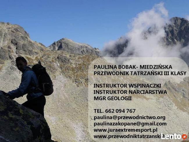 Wycieczki w Tatry- Przewodnik Tatrzański